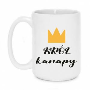 Mug 450ml King of the couch