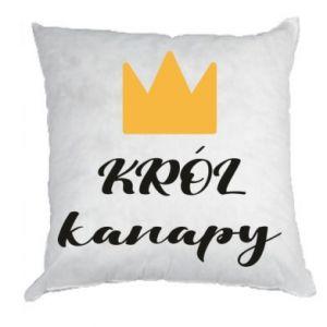 Poduszka Król kanapy