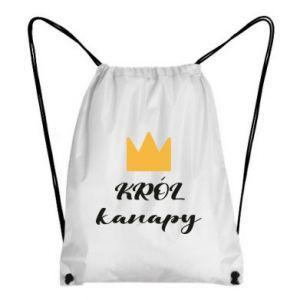 Plecak-worek Król kanapy