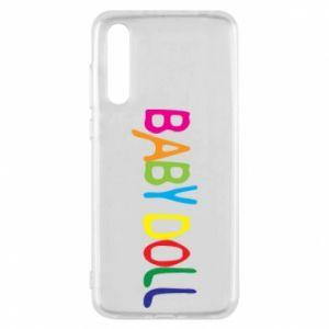 Etui na Huawei P20 Pro Baby doll
