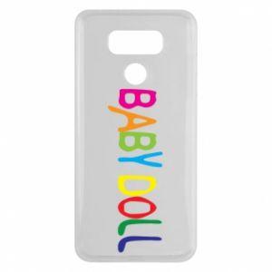 Etui na LG G6 Baby doll