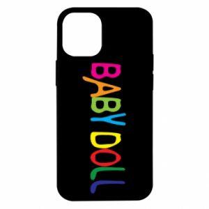 Etui na iPhone 12 Mini Baby doll