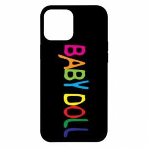 Etui na iPhone 12 Pro Max Baby doll