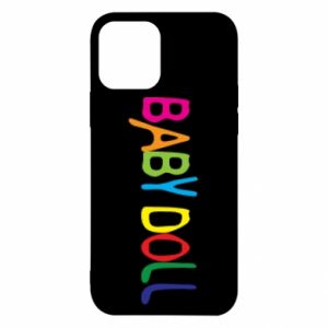 Etui na iPhone 12/12 Pro Baby doll