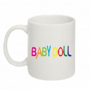 Kubek 330ml Baby doll