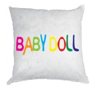 Poduszka Baby doll