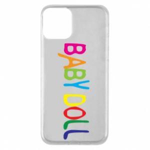 Etui na iPhone 11 Baby doll