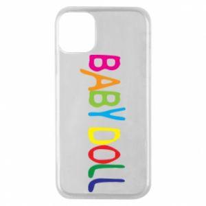 Etui na iPhone 11 Pro Baby doll