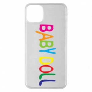 Etui na iPhone 11 Pro Max Baby doll