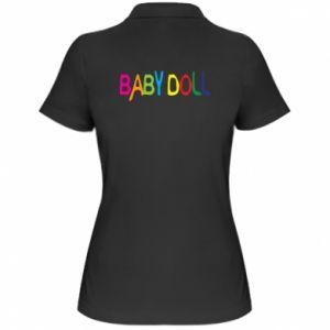 Koszulka polo damska Baby doll
