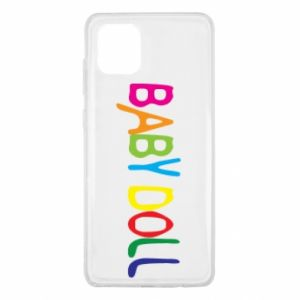 Etui na Samsung Note 10 Lite Baby doll