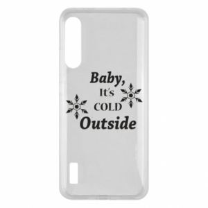 Xiaomi Mi A3 Case Baby it's cold outside