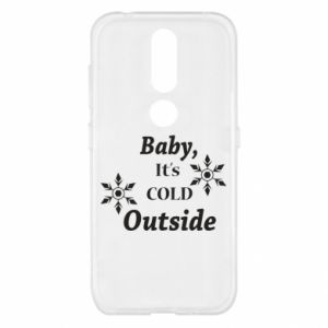 Nokia 4.2 Case Baby it's cold outside