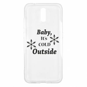 Nokia 2.3 Case Baby it's cold outside