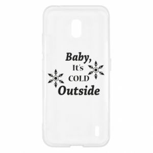 Nokia 2.2 Case Baby it's cold outside