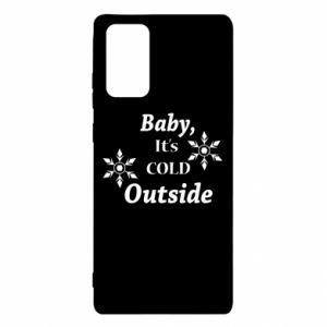 Etui na Samsung Note 20 Baby it's cold outside