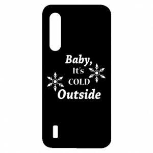 Etui na Xiaomi Mi9 Lite Baby it's cold outside