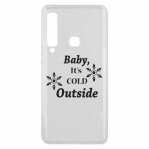 Samsung A9 2018 Case Baby it's cold outside