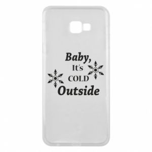 Samsung J4 Plus 2018 Case Baby it's cold outside
