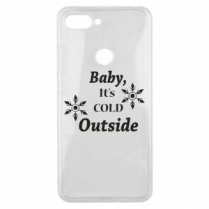 Phone case for Xiaomi Mi8 Lite Baby it's cold outside