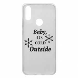 Phone case for Xiaomi Redmi 7 Baby it's cold outside