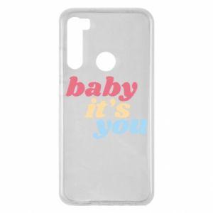 Etui na Xiaomi Redmi Note 8 Baby it's you
