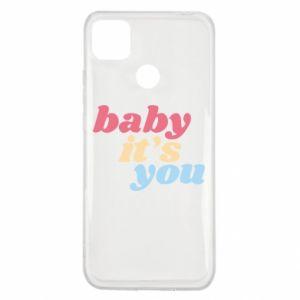 Etui na Xiaomi Redmi 9c Baby it's you