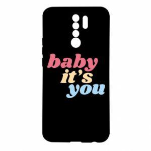 Etui na Xiaomi Redmi 9 Baby it's you
