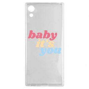 Etui na Sony Xperia XA1 Baby it's you