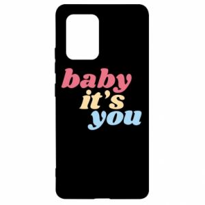 Etui na Samsung S10 Lite Baby it's you