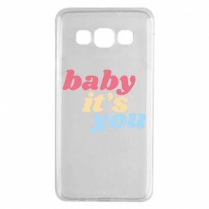 Etui na Samsung A3 2015 Baby it's you
