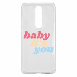 Etui na Nokia 5.1 Plus Baby it's you