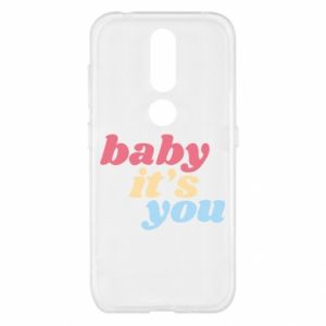 Etui na Nokia 4.2 Baby it's you
