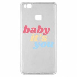 Etui na Huawei P9 Lite Baby it's you