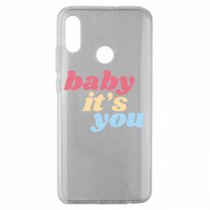 Etui na Huawei Honor 10 Lite Baby it's you