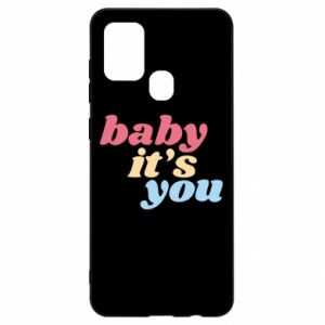 Etui na Samsung A21s Baby it's you