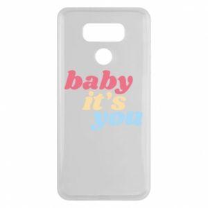 Etui na LG G6 Baby it's you