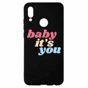 Etui na Huawei P Smart 2019 Baby it's you
