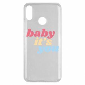 Etui na Huawei Y9 2019 Baby it's you