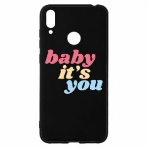 Etui na Huawei Y7 2019 Baby it's you