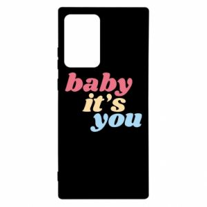 Etui na Samsung Note 20 Ultra Baby it's you