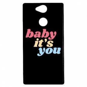 Etui na Sony Xperia XA2 Baby it's you