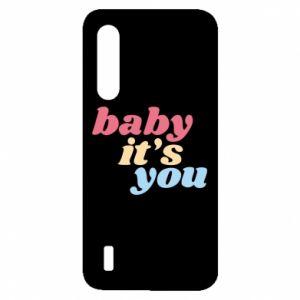 Etui na Xiaomi Mi9 Lite Baby it's you