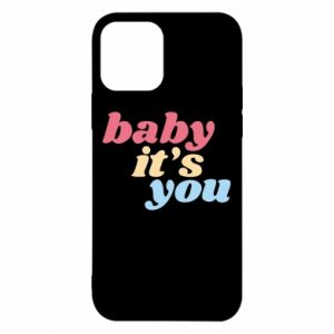 Etui na iPhone 12/12 Pro Baby it's you