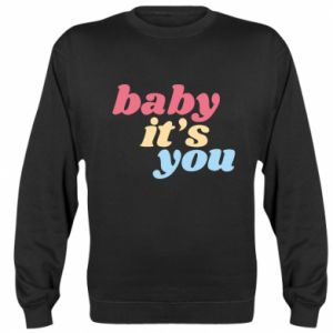 Bluza (raglan) Baby it's you