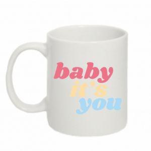 Kubek 330ml Baby it's you