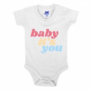 Body dla dzieci Baby it's you