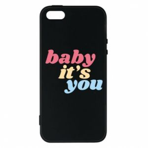 Etui na iPhone 5/5S/SE Baby it's you