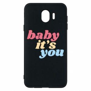 Etui na Samsung J4 Baby it's you