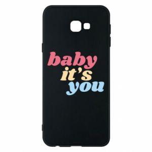 Etui na Samsung J4 Plus 2018 Baby it's you